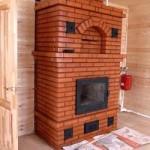 Объединяем печь с водяным отоплением для дома