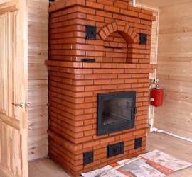 Об'єднуємо піч з водяним опаленням для будинку