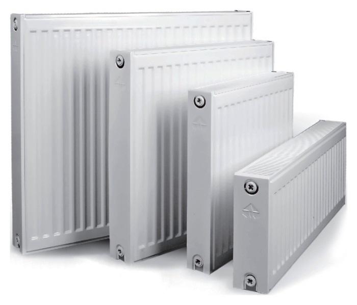 стальные радиаторы prado