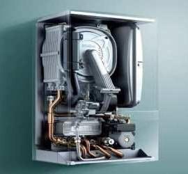 Экономия с конденсационным котлом отопления