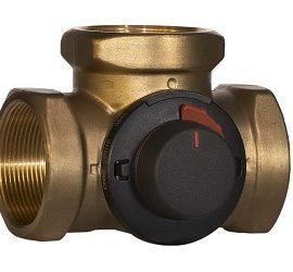 Трехходовой кран для отопления: принцип работы, основные типы и монтаж