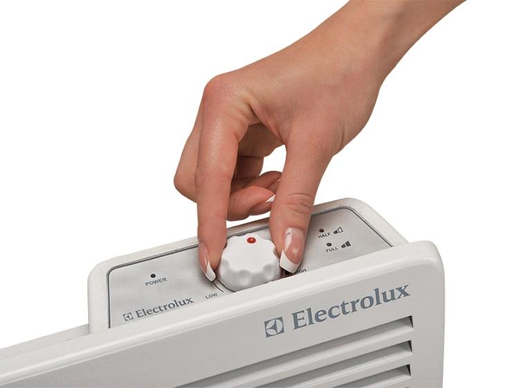 конвектор electrolux