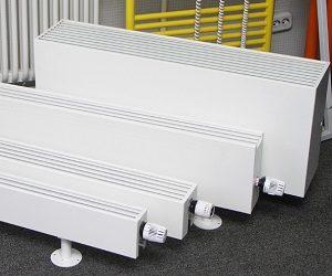 конвекторы отопления водяные напольные