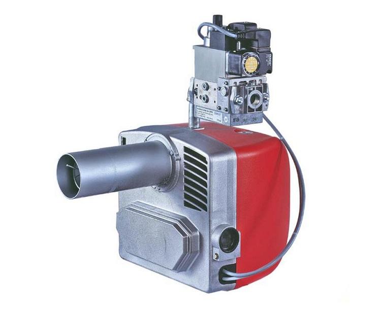 вентиляторний газовий пальник для газового котла опалення