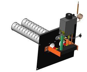 Газовая горелка для газового котла отопления