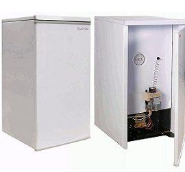 Котел газовый напольный одноконтурный для отопления частного дома